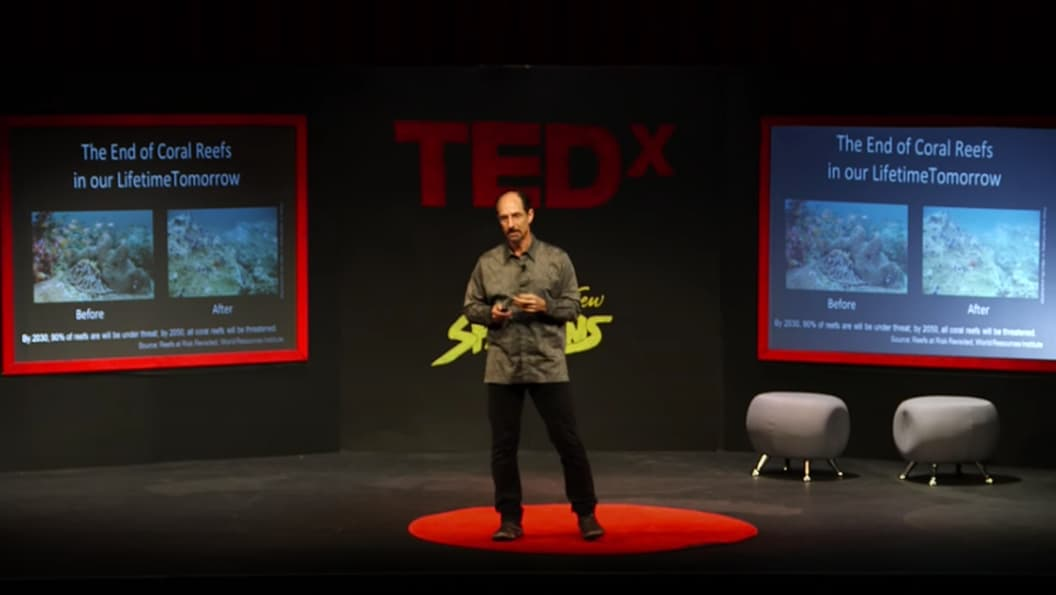 Tom Gruber, Ocean Advocate, The Generation That Will Save the Ocean, TEDx Mountain View, April 28, 2016