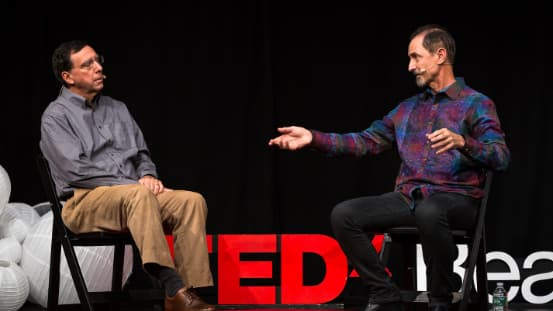 Tom Gruber in conversation with John Markoff, TEDx Beacon Street