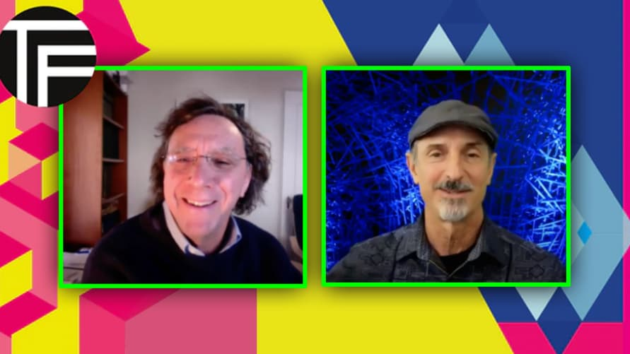 Tom Gruber Interview with John Markoff, What AI and Big Data Can Do For Humanity, Techfest NW