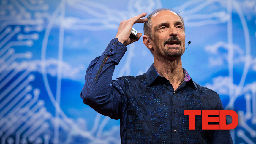 Tom Gruber Main Stage TED April 2017