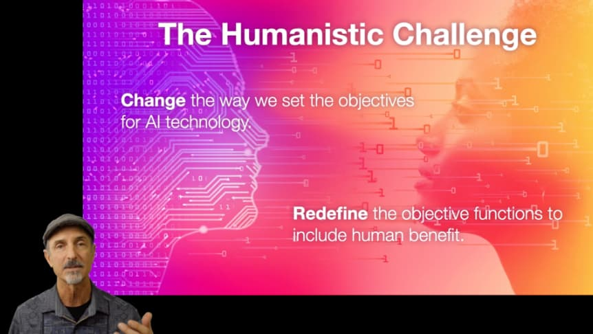Tom Gruber What AI and Big Data Can Do for Humanity, Virtual Keynote at TechfestNW Conference, December 4, 2020