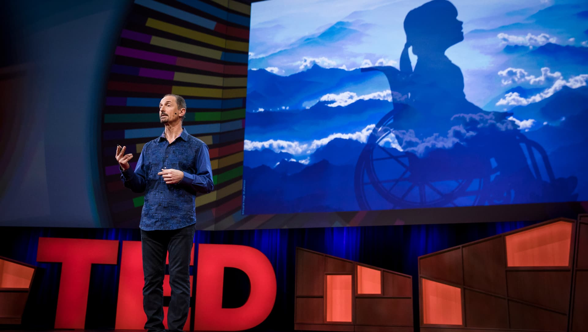 Tom Gruber Main Stage TED 2017